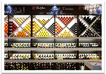 The Cellar Wine Selection